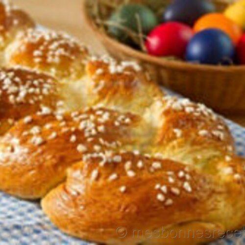 Tresses de Pâques
