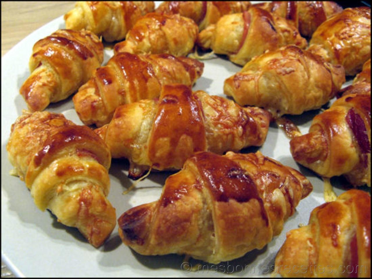 petits croissants sales