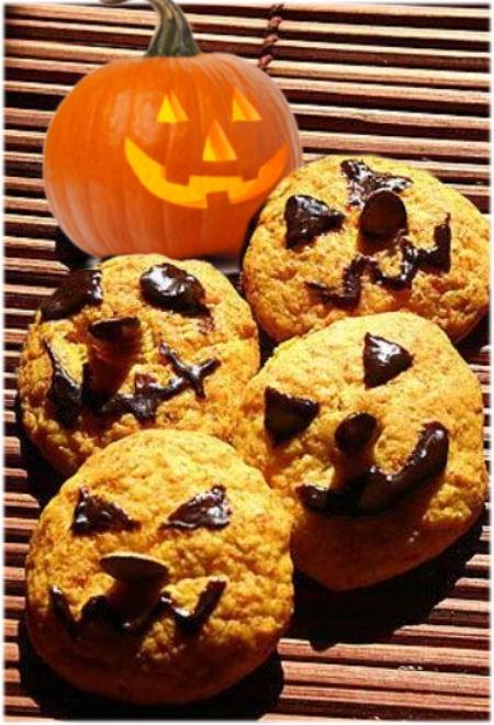 Cookies d' Halloween