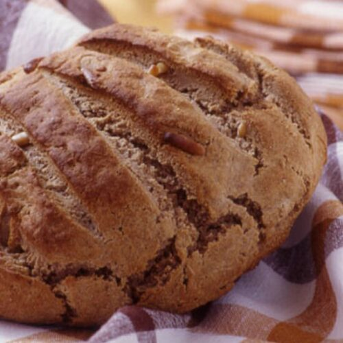 Le pain de châtaignes