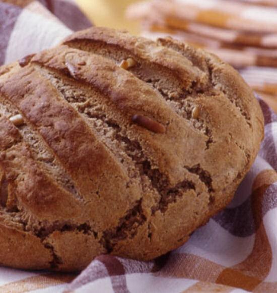 pain a la farine de chataigne