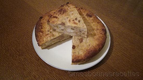 pudding ou (pain perdu)