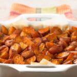 Patates rôties au paprika