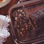 Tronco di bosco (bûche au chocolat)