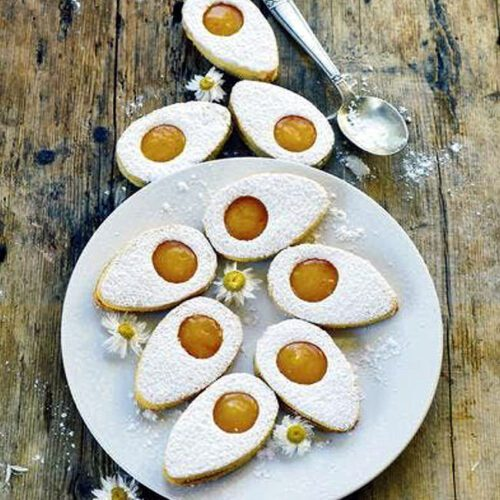 Sablés œufs de Pâques