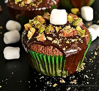 Cupcakes Rocky Road